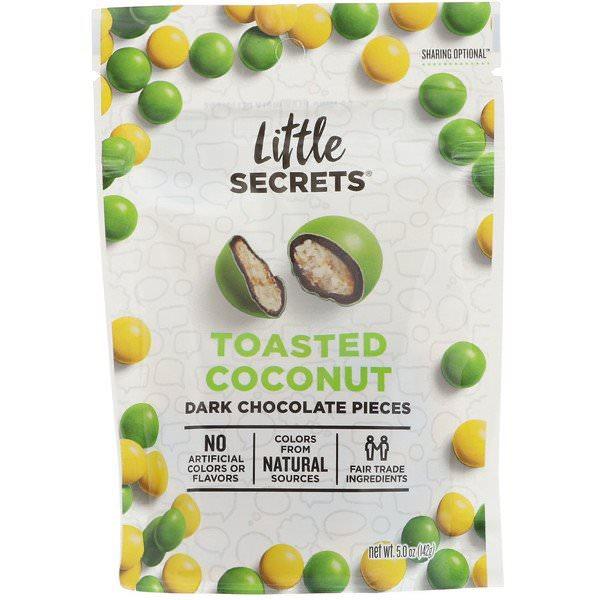 Little Secrets, ダークチョコレート ピース