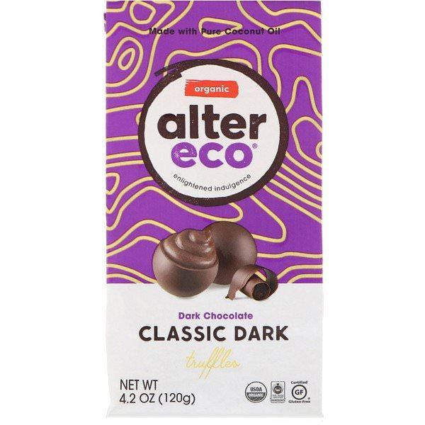 Alter Eco, クラシックダークトリュフチョコレート