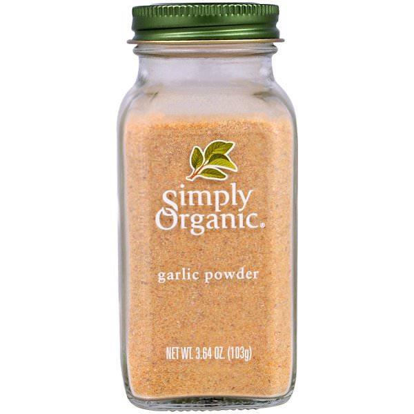 Simply Organic, ガーリックパウダー