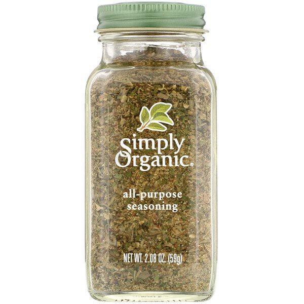 Simply Organic, 万能シーゾニング