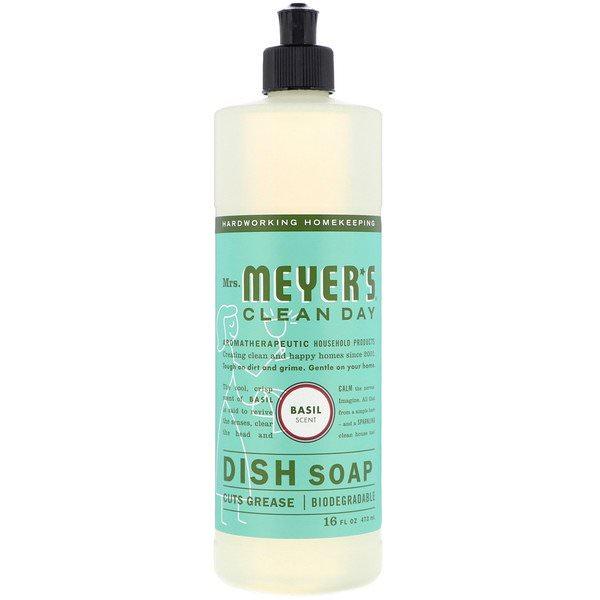 Mrs. Meyers Clean Day, 食器用洗剤