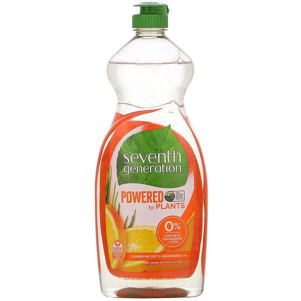 Seventh Generation, 食器用液体洗剤