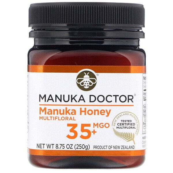 Manuka Doctor, マヌカハニーマルチフローラル