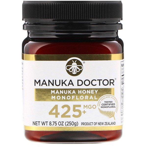 Manuka Doctor, マヌカハニーモノフローラル