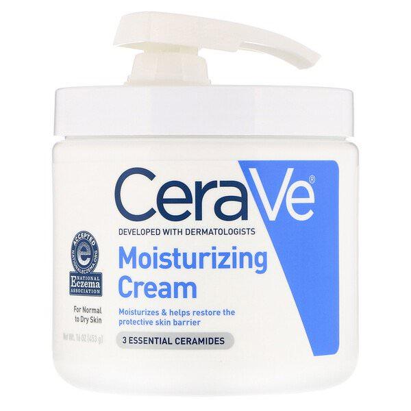 保湿クリーム「CeraVe モイスチャライジングクリーム」