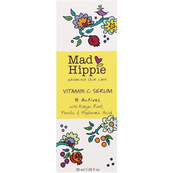 美容液「Mad Hippie Skin Care Products ビタミンCセラム」