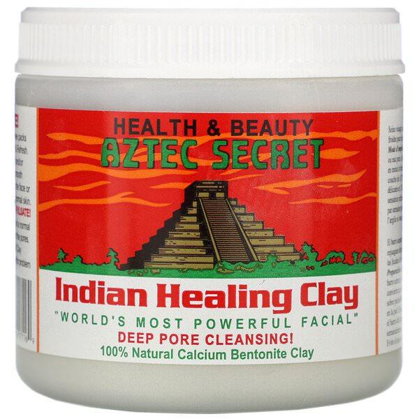 クレイパック「Aztec Secret ヒーリングクレイ」