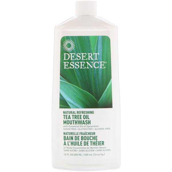 Desert Essence, ナチュラル・リフレッシング・ティーツリーオイル