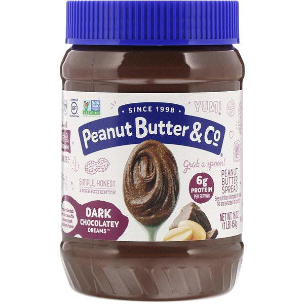 Peanut Butter & Co., ピーナッツバター ブレンディッド ウィズ リッチ ダークチョコレート