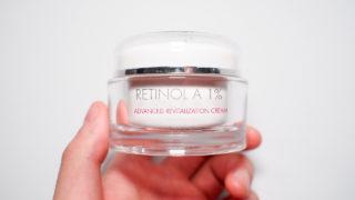レチノールA1%クリームのシミ消し効果や上手な使い方【注意点あり】