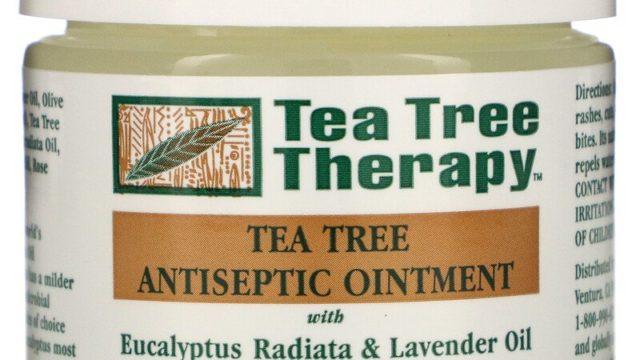ティーツリーアンティセプティックオイルバーム|Tea Tree Therapy