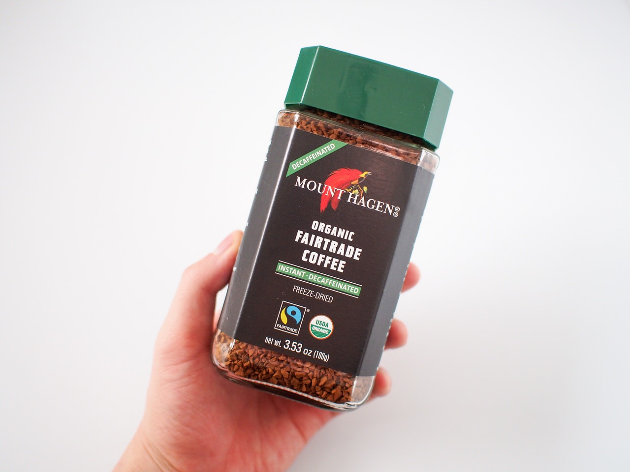 マウントハーゲンのカフェインレスコーヒーは間違いない【美味しすぎ】