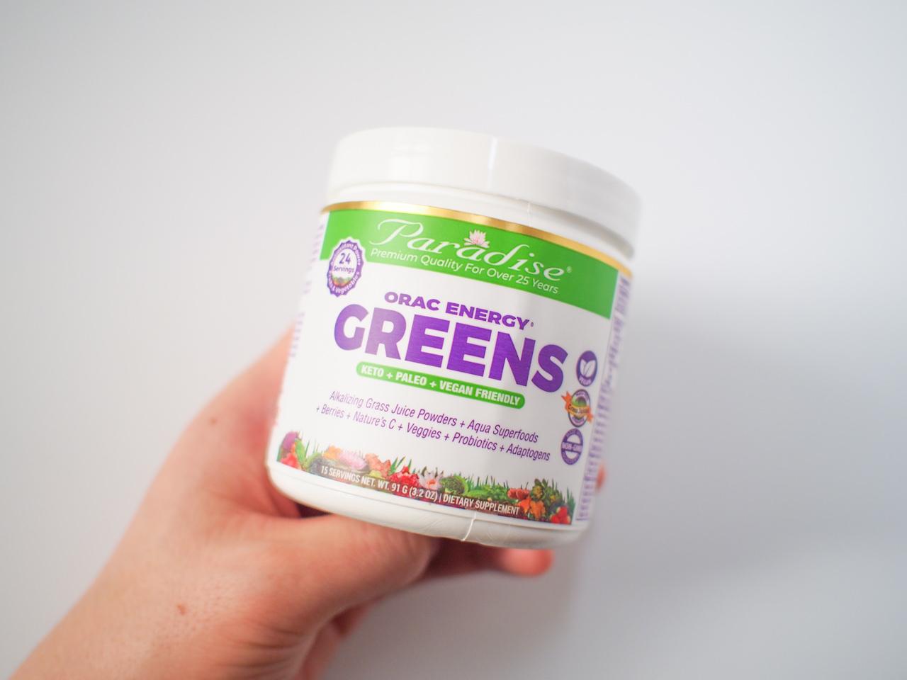 ORACエネルギーグリーンの青汁は酵素たっぷりで健康効果がすごい
