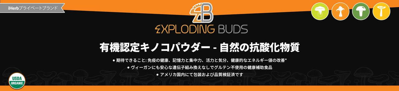 Exploding Buds(エクスプローディングバッズ)