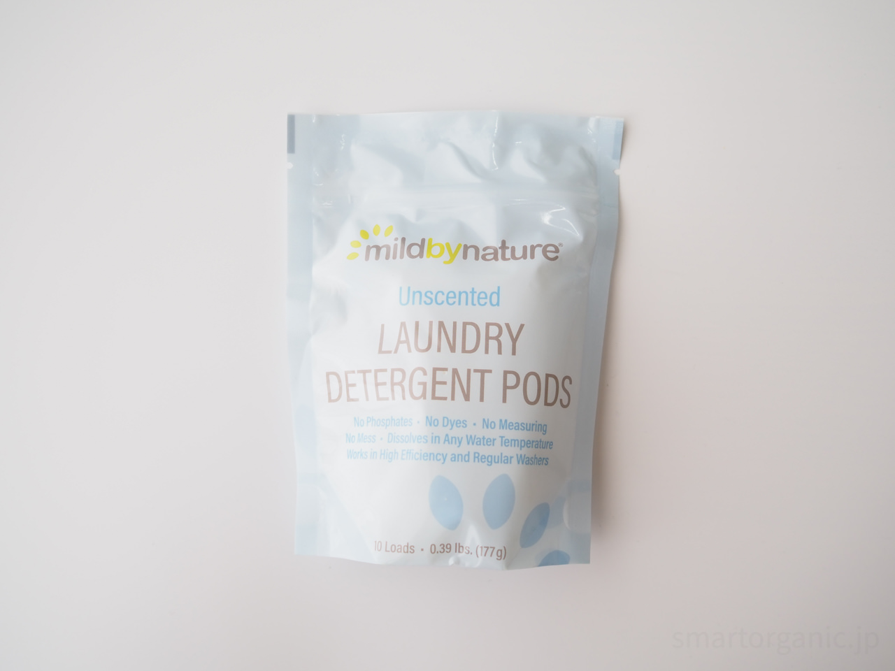 Mild By Nature 洗濯用洗剤ジェルボール