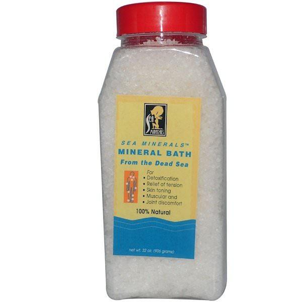 Sea Minerals, ミネラルバスソルト 死海産