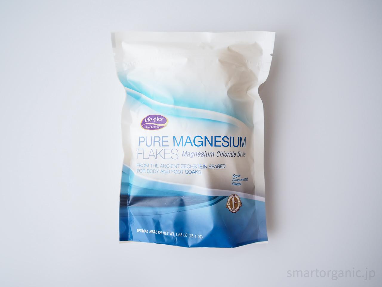 ピュアマグネシウムフレーク